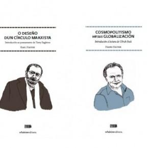 Compostela (Libraría Couceiro) Presentación monografías: ULRICH BECK e TERRY EAGLETON