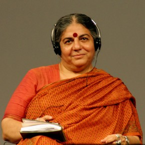 Vandana Shiva: Biodiversidade, desenvolvemento local e crise financeira